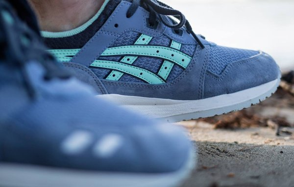 new product 8ec37 f48a5 Asics Gel Lyte 3 Stone Wash Light Mint