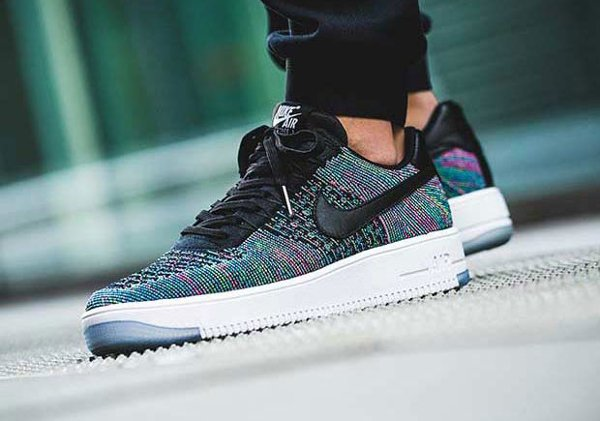 nike air force 1 ultra flyknit low multicolor blue lagoon