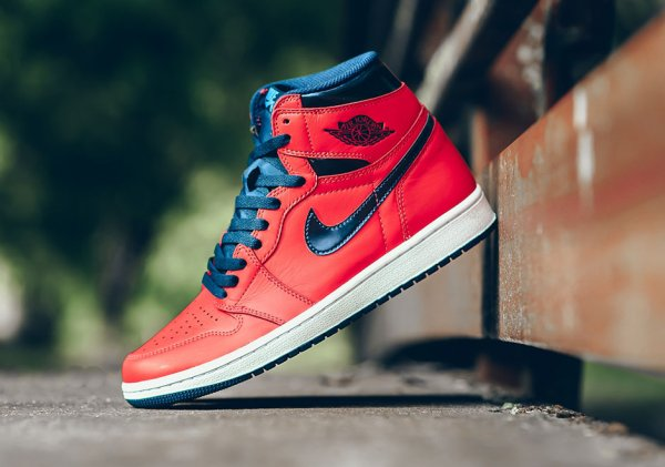 Chaussure Air Jordan 1 Retro High OG David Letterman (5)