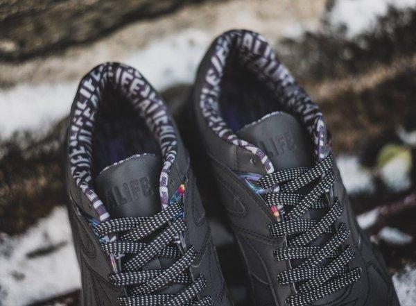 Chaussure Alife NYC x Puma R698 noire réfléchissante (7)