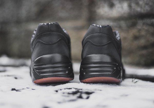 Chaussure Alife NYC x Puma R698 noire réfléchissante (9)