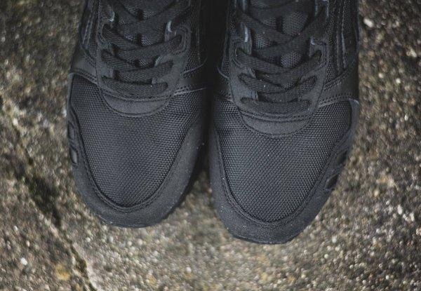 Chaussure Asics Gel Lyte iii noire (4)