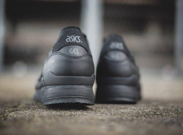 Chaussure Asics Gel Lyte iii noire (5)