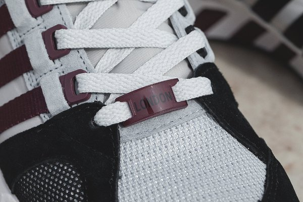 Chaussure Footpatrol x Adidas Equipment Running Cushion 93 (2)