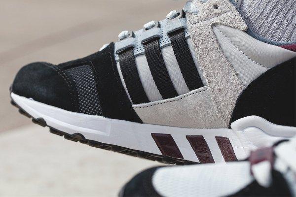 Chaussure Footpatrol x Adidas Equipment Running Cushion 93 (9)