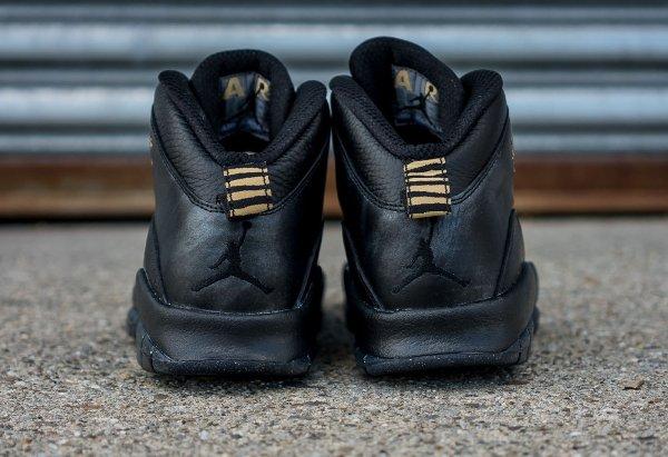 Chaussure Nike Air Jordan 10 Retro NYC (3)