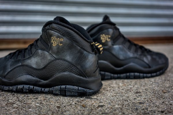 Chaussure Nike Air Jordan 10 Retro NYC (6)