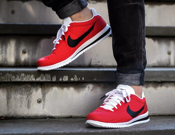 hot sale online eb05a 764a4 Chaussure Nike Cortez Ultra rouge (3)