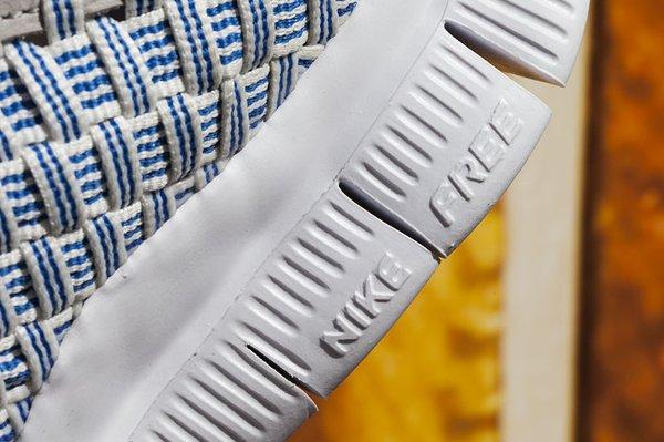 Chaussure Nike Free Inneva Woven Blue Foutain Granite Summit White (4)