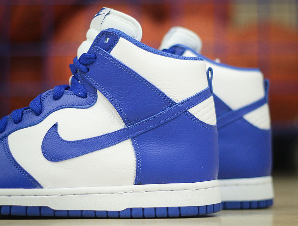 Nike Dunk High Retro Varsity Royal Be True To Your School 2016 (1)