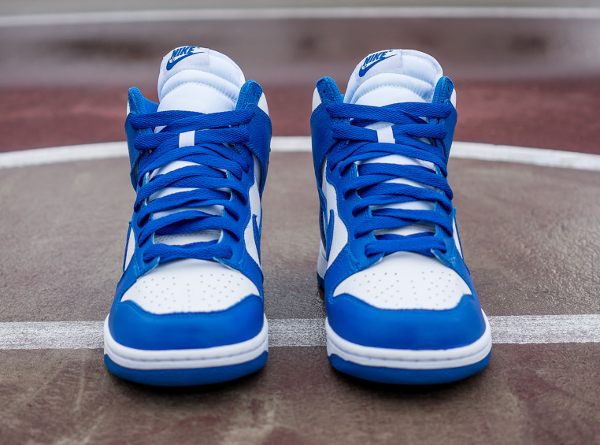 Nike Dunk High Retro Varsity Royal Be True To Your School 2016 (2)