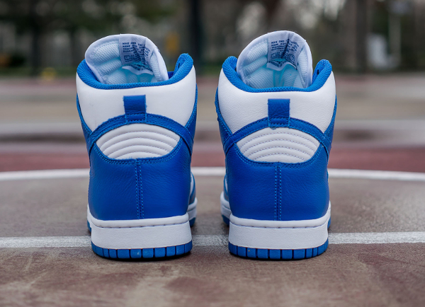 Nike Dunk High Retro Varsity Royal Be True To Your School 2016 (3)