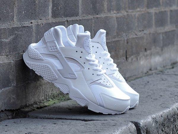 75cea0b8309513 Nike Air Huarache 'White' (blanc cassé)