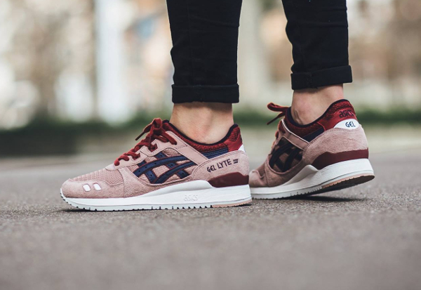 asics basket gel lyte