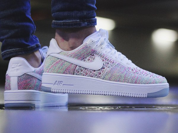 acheter populaire b0657 e12ee Nike Air Force 1 Ultra Flyknit Low Multicolor 'Radiant Emerald'