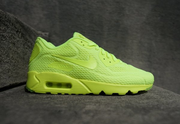 basket Nike Air Max 90 Ultra BR Plus Volt (1)
