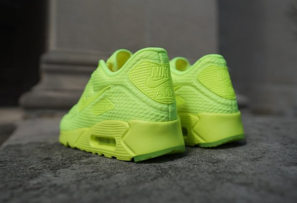 basket Nike Air Max 90 Ultra BR Plus Volt (3)