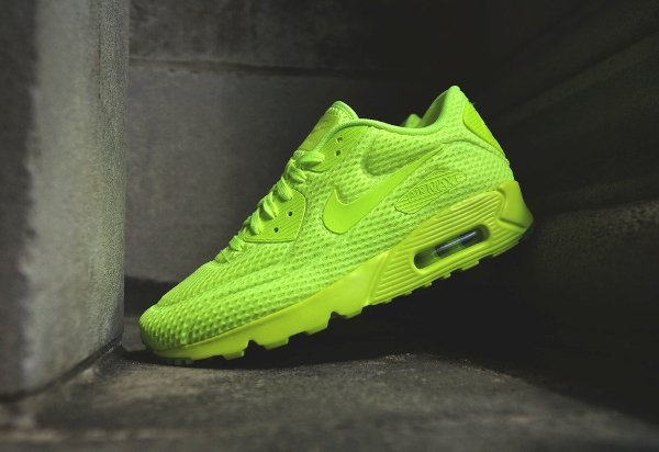 basket Nike Air Max 90 Ultra BR Plus Volt (4)