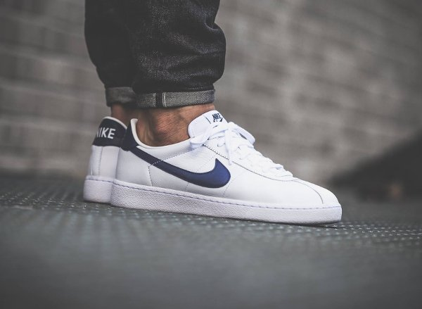 basket NikeLab Bruin Leather SP OG White Loyal Blue 2016 (1)
