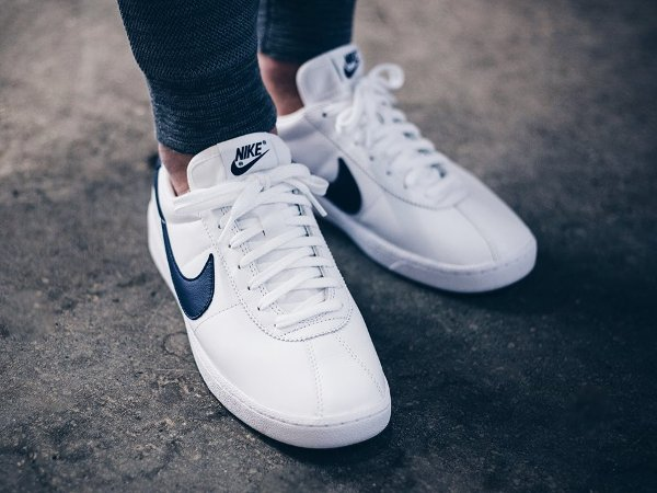 basket NikeLab Bruin Leather SP OG White Loyal Blue 2016 (2)