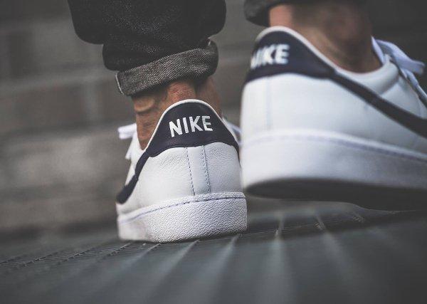 basket NikeLab Bruin Leather SP OG White Loyal Blue 2016 (3)