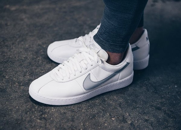 basket NikeLab Bruin Leather SP OG White Wolf Grey 2016 (1)