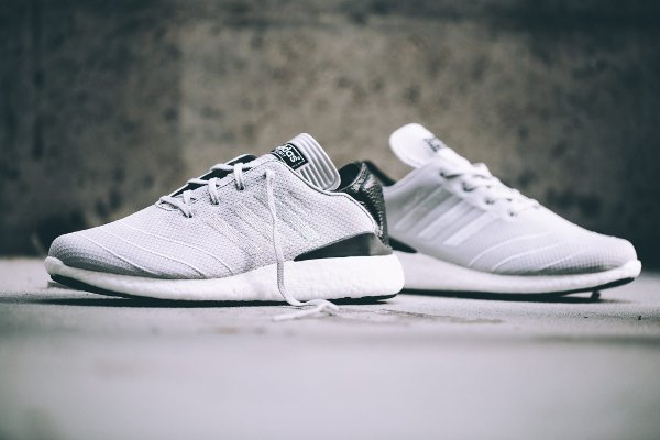 chaussure Adidas Pure Boost Busenitz grise (1)