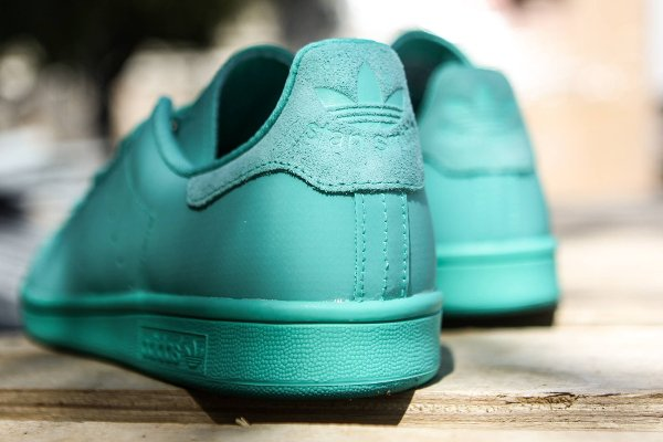 chaussure Adidas Stan Smith Shock Mint (3)