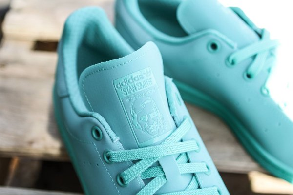 chaussure Adidas Stan Smith Shock Mint (4)