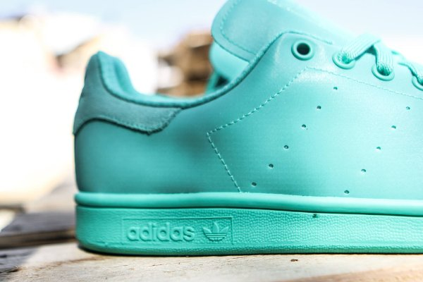 chaussure Adidas Stan Smith Shock Mint (5)