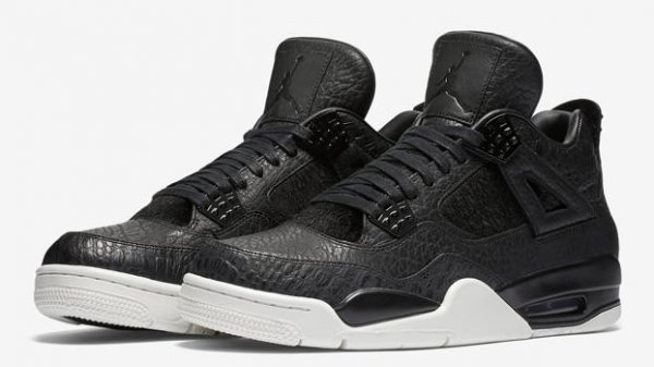 Air Jordan 4 Premium 'Pony Hair'