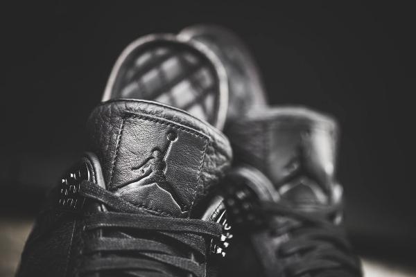 chaussure Air Jordan 4 Premium Pony Hair luxe homme (12)