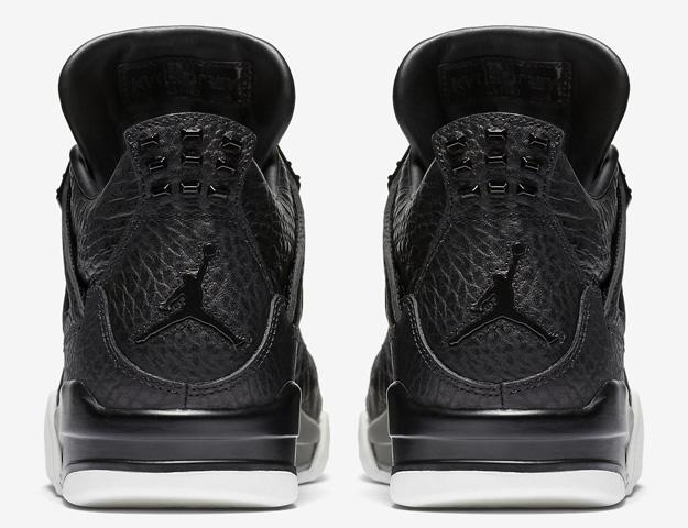 chaussure Air Jordan 4 Premium Pony Hair luxe homme (5)