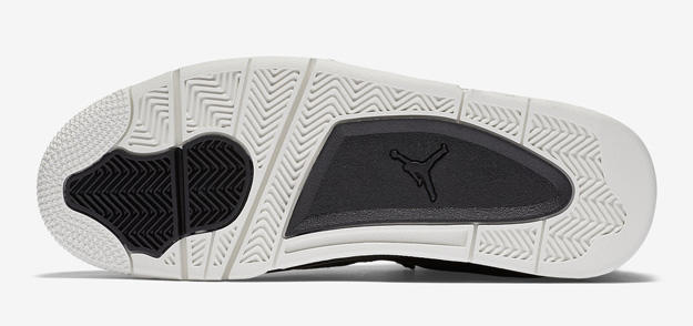 chaussure Air Jordan 4 Premium Pony Hair luxe homme (6)
