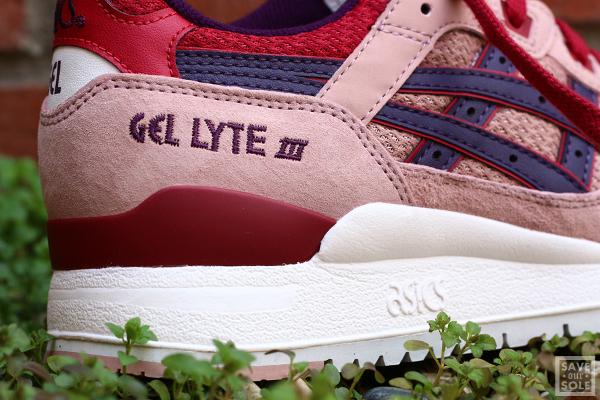 chaussure Asics Gel Lyte III Adobe Rose (5)