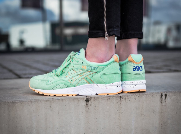 Asics Gel Lyte V April Showers Sunburst & Light Mint