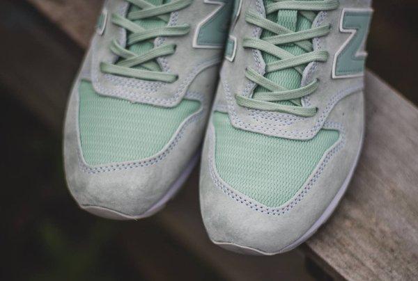 chaussure New Balance MRL996 daim vert menthe (5)