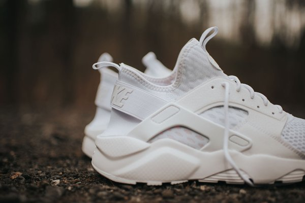 chaussure Nike Air Huarache Ultra Breathe blanche (5)