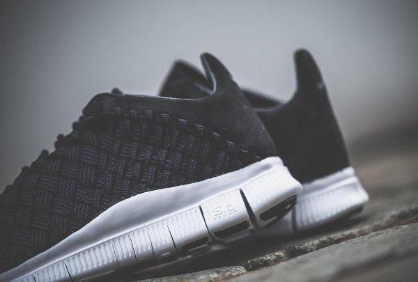chaussure Nike Free Inneva Woven noire (3)
