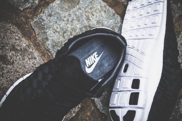 chaussure Nike Free Inneva Woven noire (4)