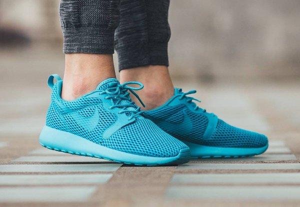 chaussure Nike Roshe One Hyper BR Gamma Blue (1)