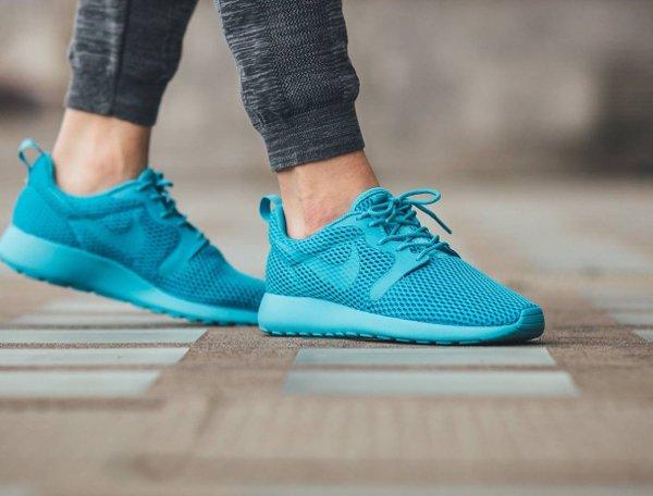 chaussure Nike Roshe One Hyper BR Gamma Blue (2)