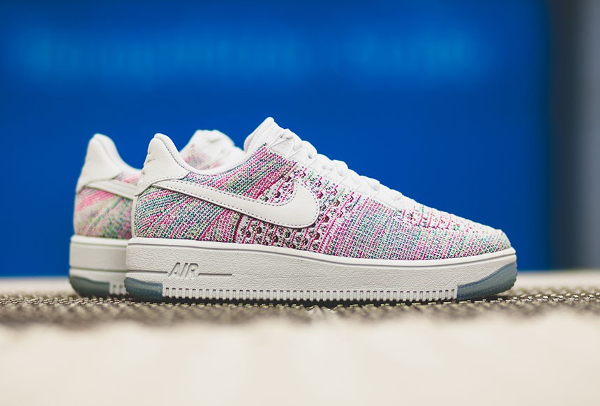 Nike Air Force 1 Ultra Flyknit Low Multicolor 'Radiant