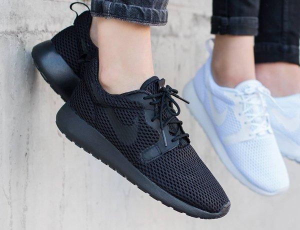 chaussure Nike Wmns Roshe One Hyper BR Black