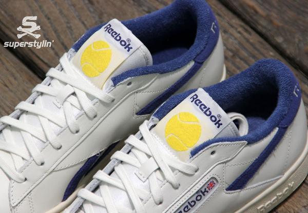 8eaf8757433db Reebok Newport Classic UK Vintage  Tennis Ball Pack