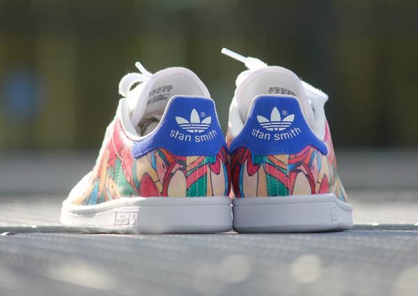 The Farm Company x Adidas Originals Stan Smith 'Lab Blue