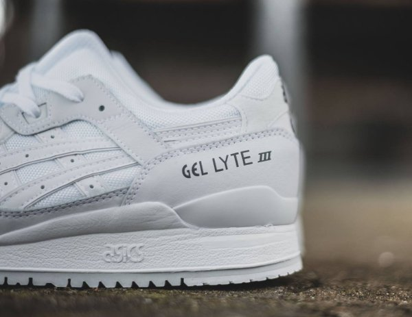 chaussure asics gel lyte iii blanche (3)