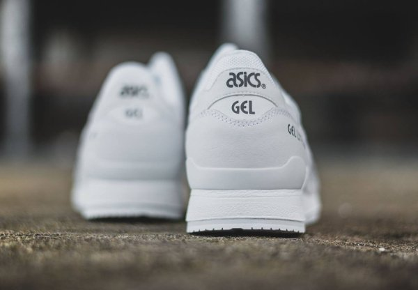 chaussure asics gel lyte iii blanche (4)