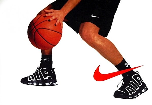 publicité Nike Air More Uptempo OG Black 2016 (1)