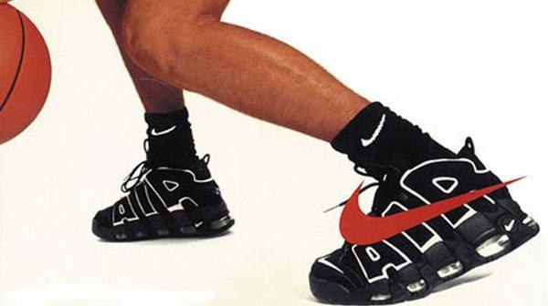 publicité Nike Air More Uptempo OG Black 2016 (2)